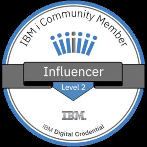 Silver Logicmate IBM I Community Member